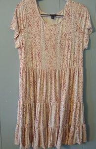 Torrid Aztec print dress